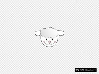 Smiling Good Sheep