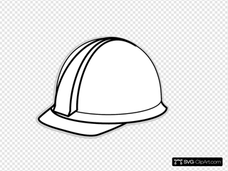 White Hard Hat 2