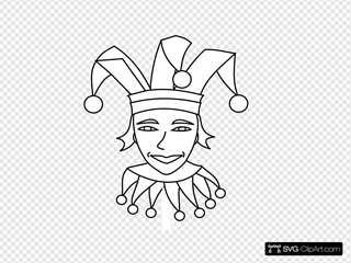 Jester Outline
