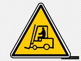 Warning - Crates Transportation