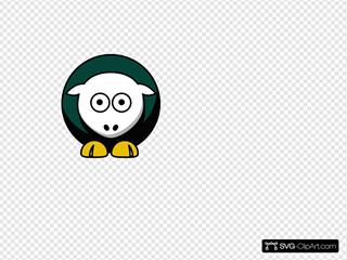 Sheep - Uab Blazers - Team Colors - College Football