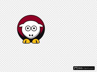Sheep - Iona Gaels - Team Colors - College Football