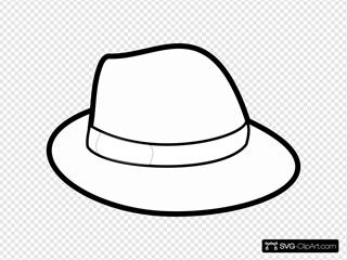 Hat Outline