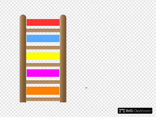 Steps With Colors