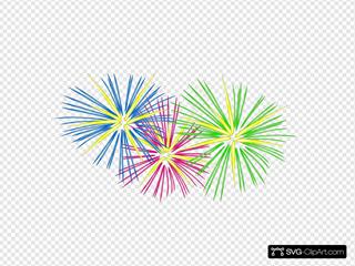 Opaque Fireworks
