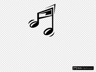 Funny Music Note