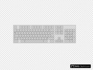 Computer Keyboard Layout De