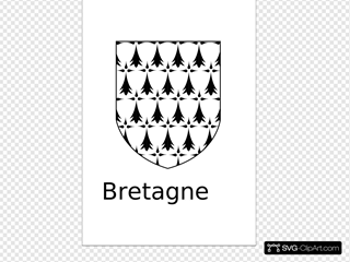 Brittany Coat Of Arms