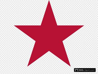 California Flag Star