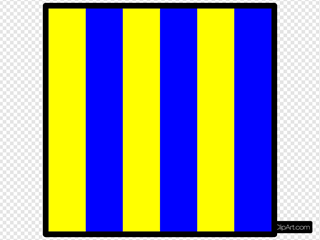 International Maritime Signal Flag Golf