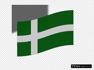 Barra Flag SVG Clipart
