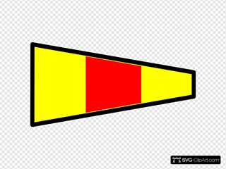 International Maritime Signal Flag 0