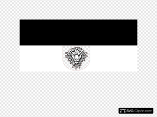 Incorrect Flag Of German East Africa