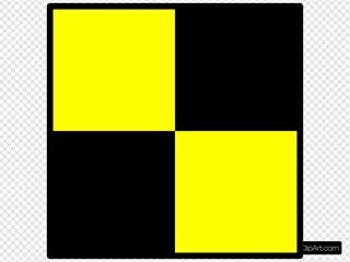 Signal Flag Lima SVG Clipart