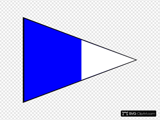 International Maritime Signal Flag Repeat 2