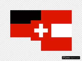 Deutschen Language SVG Cliparts