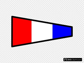 International Maritime Signal Flag 3