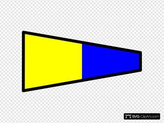 Mritime Signal Flag