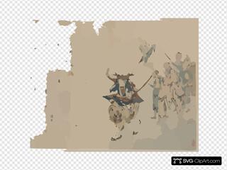 Wa Tōnai From Battles Of Kokusenya.