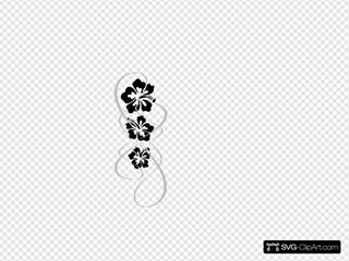 Flower SVG Clipart