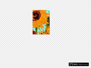 Van Gogh  S Sun Flower