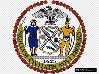 Seal Of New York City