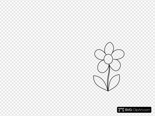 Small Simple Flower2