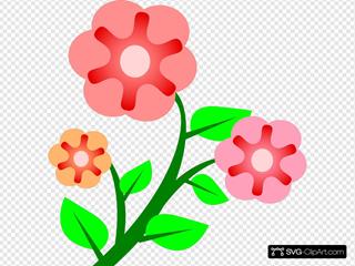 Three Basic Flowers