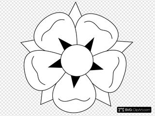 Oversized Lotus Flower