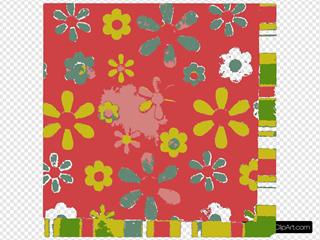 Aiflowers Pattern