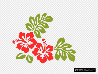 Hibiscus Svg Vector Hibiscus Clip Art Svg Clipart