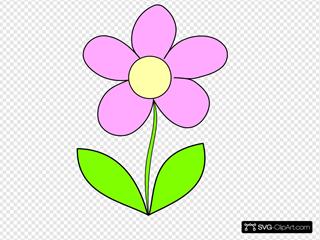 Purple Flower 7