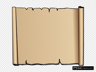 Parchment Background Or Border 2