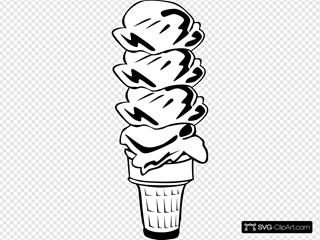 Ice Cream Cones Ff Menu