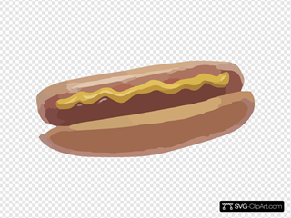 Hotdog Sandwich