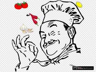 Lets Get Cooken Logo