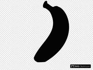 Banana Wireframe