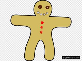 Gingerbread Man 2