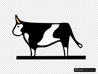 Farming Cow