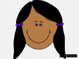 Girl With Pigtails