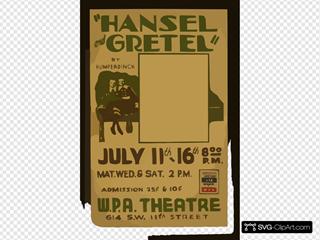 Hansel And Gretel  By Humperdinck
