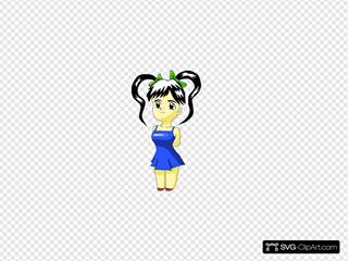 Anime Girls Cartoon