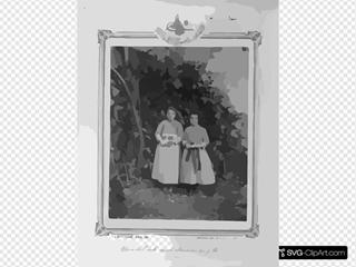 [students, Art School For Girls Dersaadet Kiz Sanayi Mektebi]  / Abdullah Frères, Photographes De S.m.i. Le Sultan.