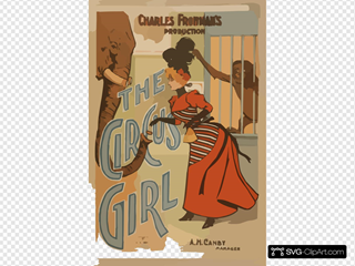 Charles Frohman S Production, The Circus Girl