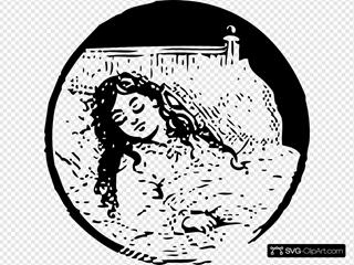 Sleeping Girl 2