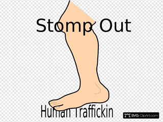 Stomp Out Human Trafficking Bythornton4