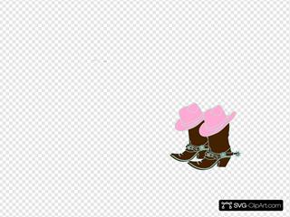 2 Girl Cowboy Boots