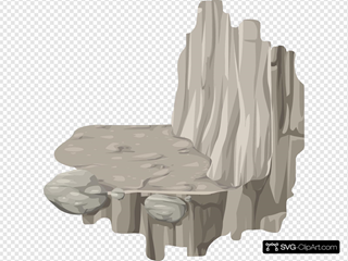 Right Bottom Mountaineering SVG Clipart