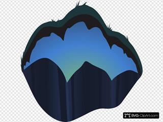 Ilmenskie Cave Hole