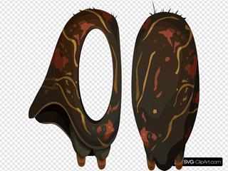 Caterpillar Mask